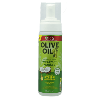 OLIVE OIL Wrap Set Mousse - ORGANIC ROOT Stimulator 207ml