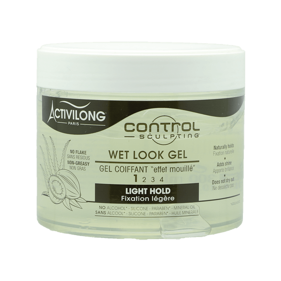 Gel Control Sculpting à base ALOE - COCO 300ml - ACTIVILONG