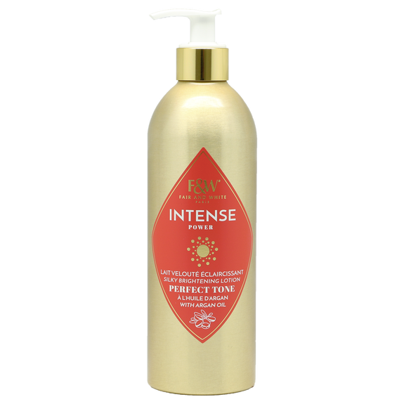 Lait Intense à l'huile d'ARGAN  - Fair & White 500ml