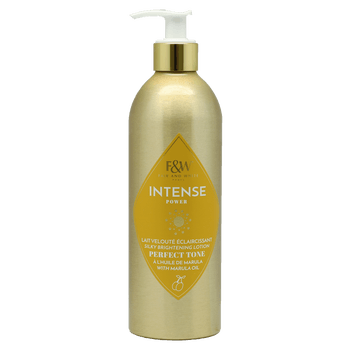 Lait Intense à l'huile de MARULA  - Fair & White 500ml