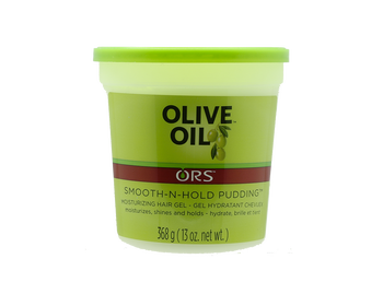 OLIVE OIL Smooth N'Hold Pudding - ORGANIC ROOT Stimulator 368grs