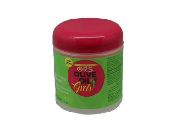 Olive Oil Girls  Fly Away Taming Hair Gel - ORGANIC ROOT Stimulator 142grs