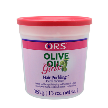 Olive Oil Girls  Hair Pudding- ORGANIC ROOT Stimulator 368grs