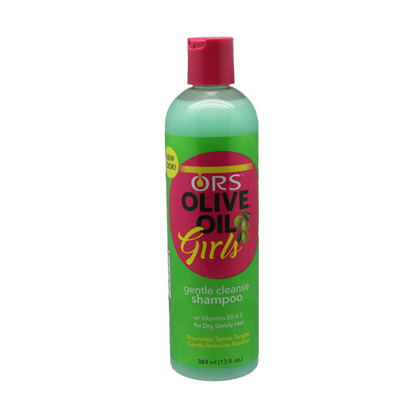 Olive Oil Girls Gentle Cleanse Shampoo - ORGANIC ROOT Stimulator 384ml