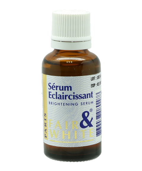 Sérum éclaircissant - Fair & White 30ml