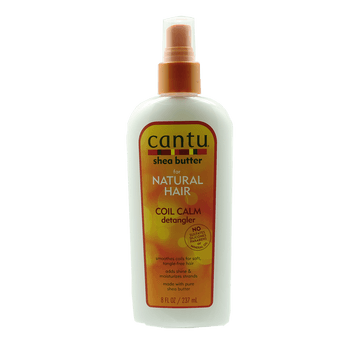 Spray démêlant à base beurre de karité - shea butter 237ml -  CANTU