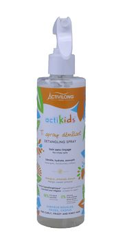 TI Spray Demelant ACTIKIDS Spray Démêlant pour enfant à base de mangue et d'amande douce- Activilong 250ml