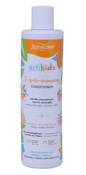 Ti Après Shampoing conditionneur  de ACTIKIDS à base de mangue et d'amande douce - Activilong 250ml