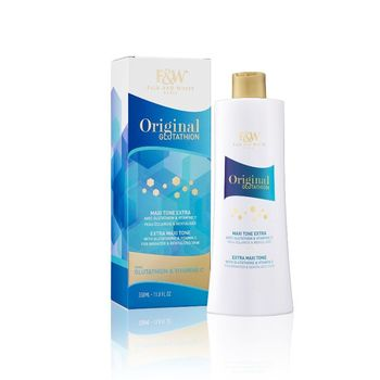 Original Glutathion Lait corporel MAXI TONE Extra-  350ml Fair&White