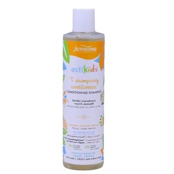 Ti Shampoing conditionneur  de ACTIKIDS à base de mangue et d'amande douce - Activilong 250ml