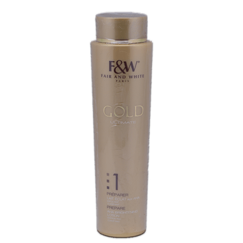 Lait AHA GOLD ULTIMATE 350mL - FAIR&WHITE