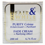 Purity Crème Eclaircissante Purifiante Original - Fair & White 200ml
