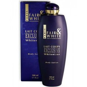 Lait Corps EXCLUSIVE Whitenizer  - Fair & White 500ml