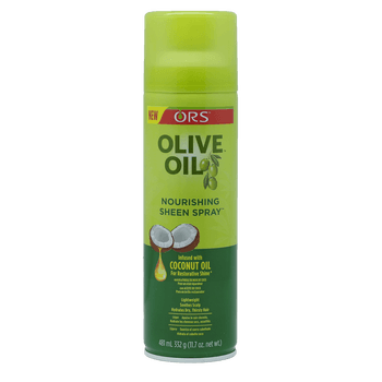 OLIVE OIL Nourishing Sheen Spray - ORGANIC ROOT Stimulator 481ml