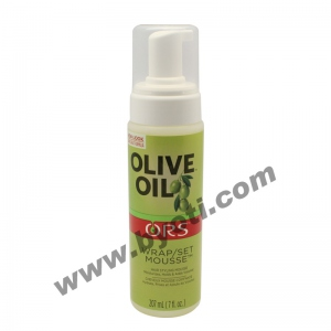 Wrap Set Mousse Olive Oil - ORGANIC ROOT Stimulator 207ml