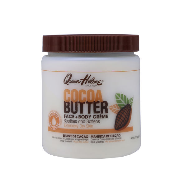 Cocoa Butter CREME - Queen Helene 425grs