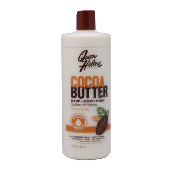 Cocoa Butter Hand and Body Lotion - Queen Helene 907grs