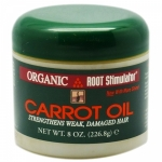 CARROT OIL - ORGANIC ROOT Stimulator 226grs