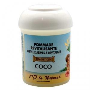Pommade revitalisante à base de COCO 125 ml - Miss Antilles