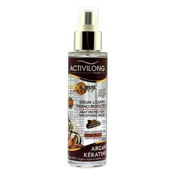 ACTILISS sérum de lissage à base ARGAN bio et KERATINE - Activilong 100ml