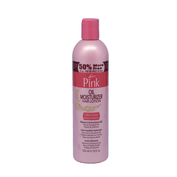Oil Moisturizer Hair Lotion  355ml - Luster's PINK Original