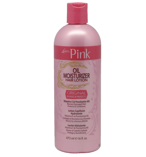 Oil Moisturizer Hair Lotion  473ml - Luster's PINK Original