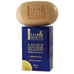 Savon EXCLUSIVE Vitamine C  - Fair & White 200grs