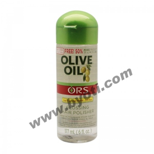 OLIVE OIL Glossing Polisher Anti-frizz- ORGANIC ROOT Stimulator 177ml