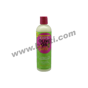 Olive Oil Girls Moisture Rich Conditioner - ORGANIC ROOT Stimulator 384ml