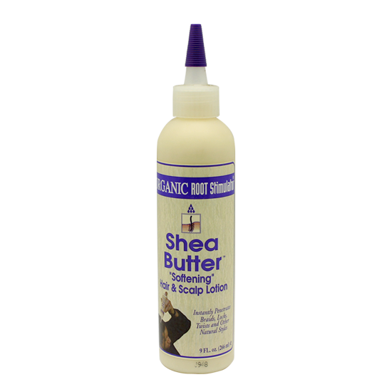Shea Butter Moisturizing Lotion - ORGANIC ROOT Stimulator 266ml