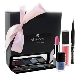 Coffret de maquillage EVERY DAY d'ELISSANCE-Paris