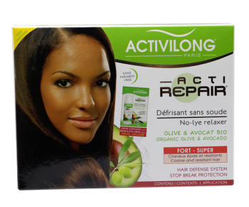 Kit Défrisant SUPER ACTIREPAIR - Activilong