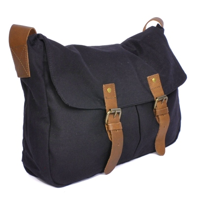 NAVY BRUSSELS 1 BAG