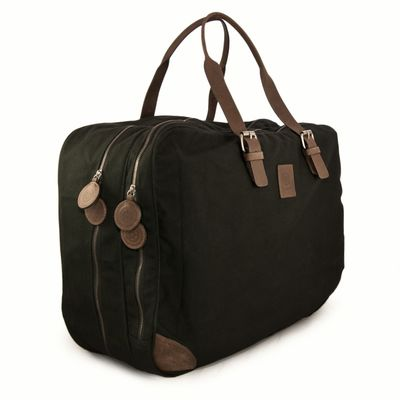 BLACK BRUSSELS 41 SUITCASE