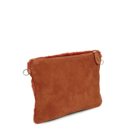 LIPEZ 28 BRICK CLUTCH BAG