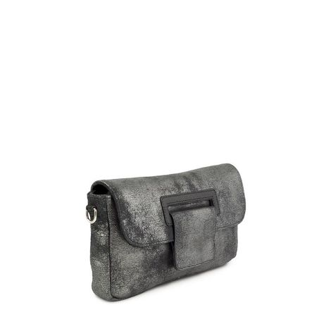 GRAPHITE CLUTCH BAG  GLASGOW 29