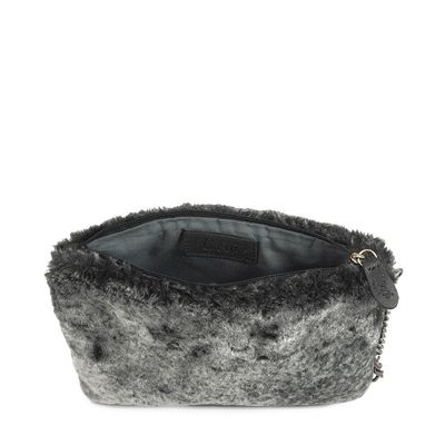 FAKE FUR CLUTCH  BAG 28