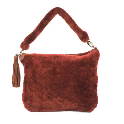 RUSTY CLUTCH BAG LIPEZ 55