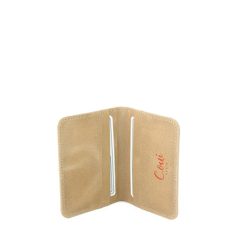 LEATHER CARD HOLDER TOSCANE 39