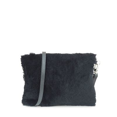LIPEZ 28 BLACK CLUTCH BAG