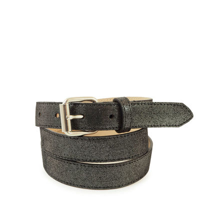 BLACK CANNES 25 BELT - size 80
