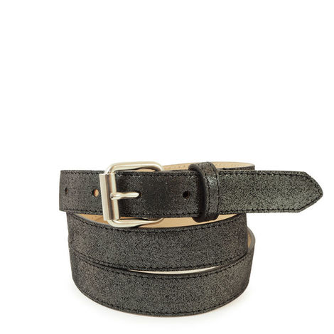 BLACK VINCENNES 25 BELT - S90