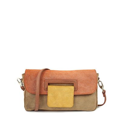 CANNES 29 VINTAGE COLORS CLUTCH BAG