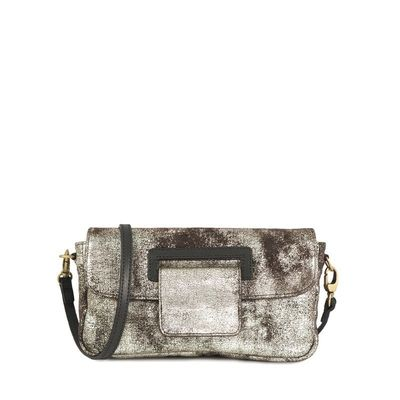BLACK CLUTCH BAG GLASGOW 29