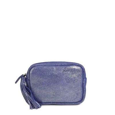 BLUE BELT LEATHER CASE CANNES 27