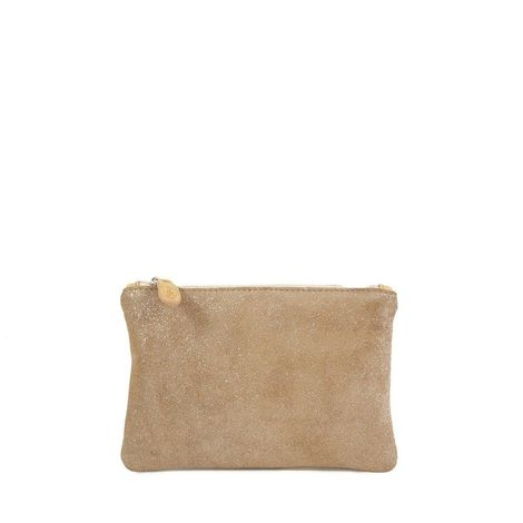 LEATHER CASE CANNES 38 TAUPE