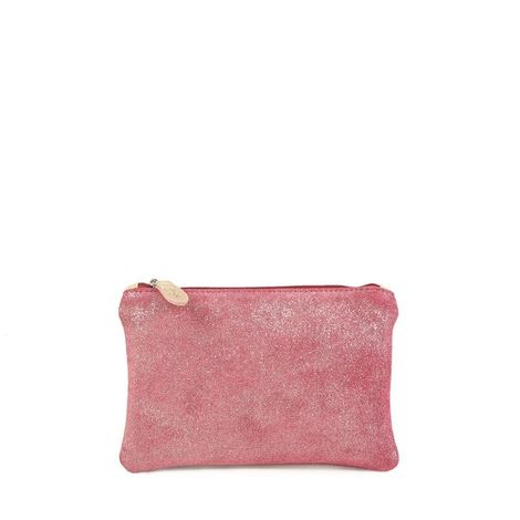 LEATHER CASE CANNES 38 RASPBERRY