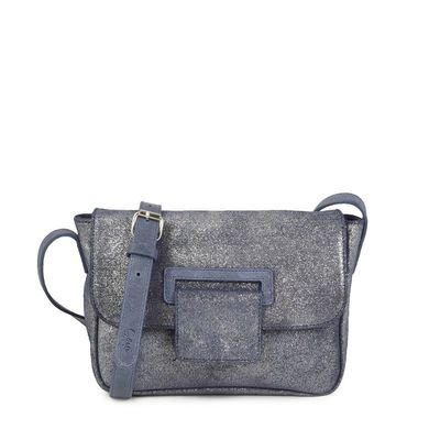 CANNES 54 DARK BLUE BAG- size S
