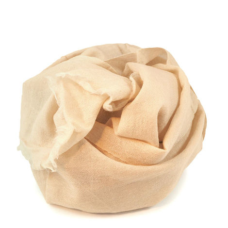 FOULARD UNI NATUREL