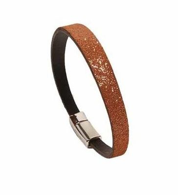 RUSTY LEATHER BRACELET